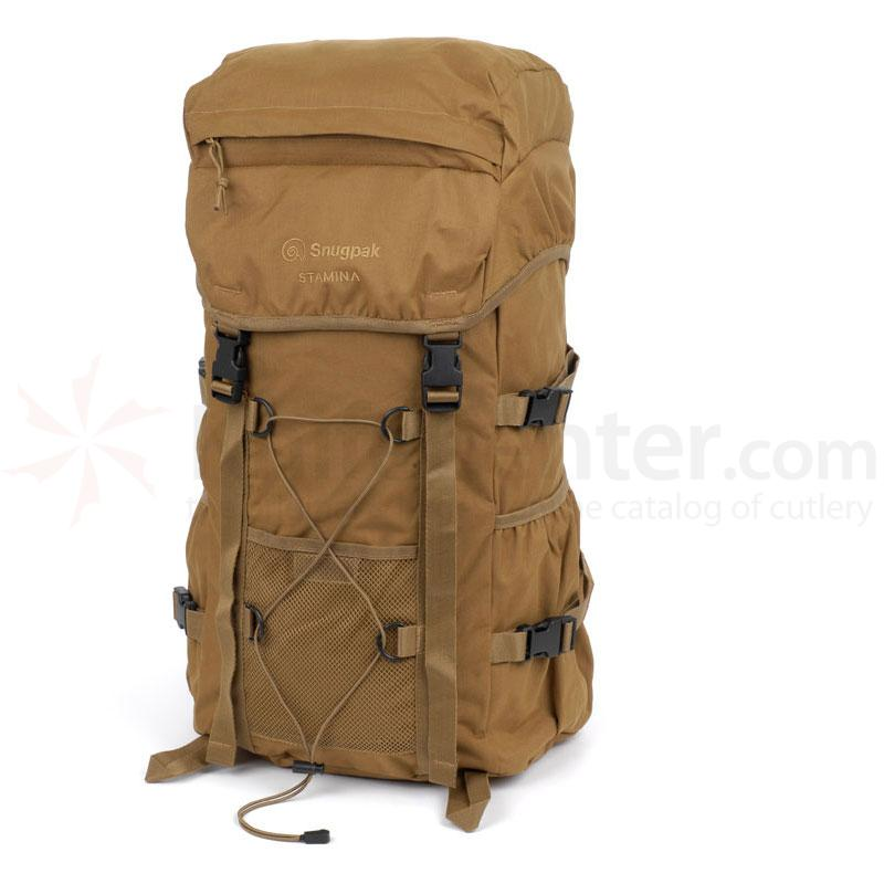 Proforce Stamina 40 Coyote Backpack