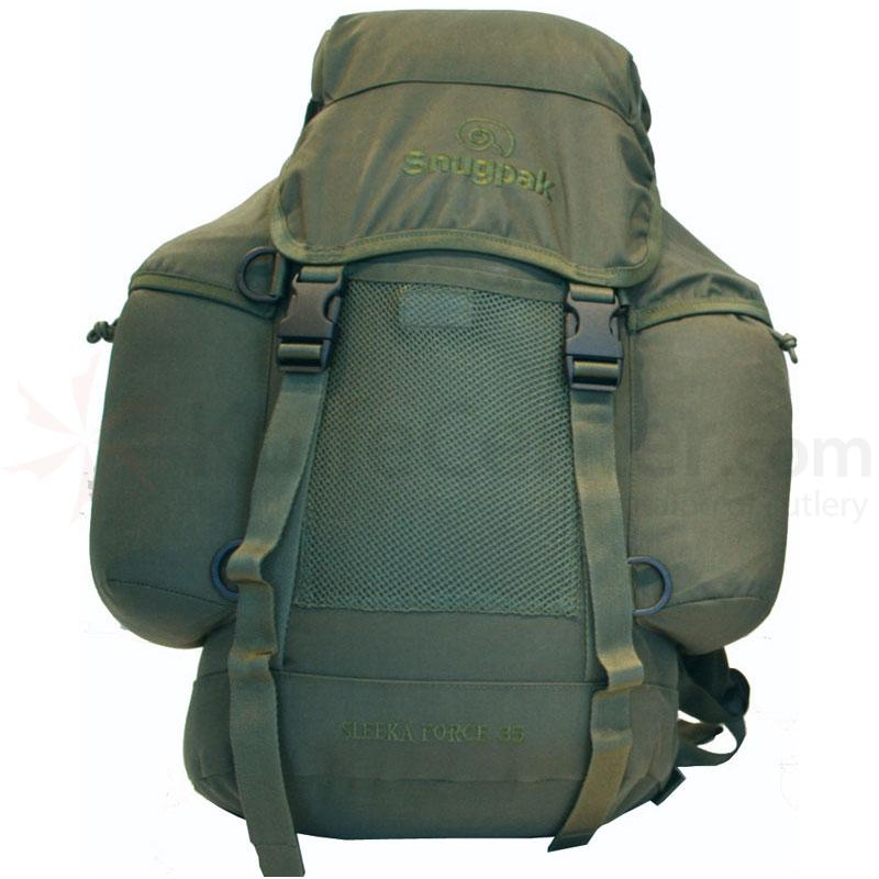 Snugpak Sleeka Force 35 Olive Backpack