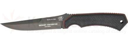 Randall King Desert Enforcer 5 inch S30V Black Spear Point Blade