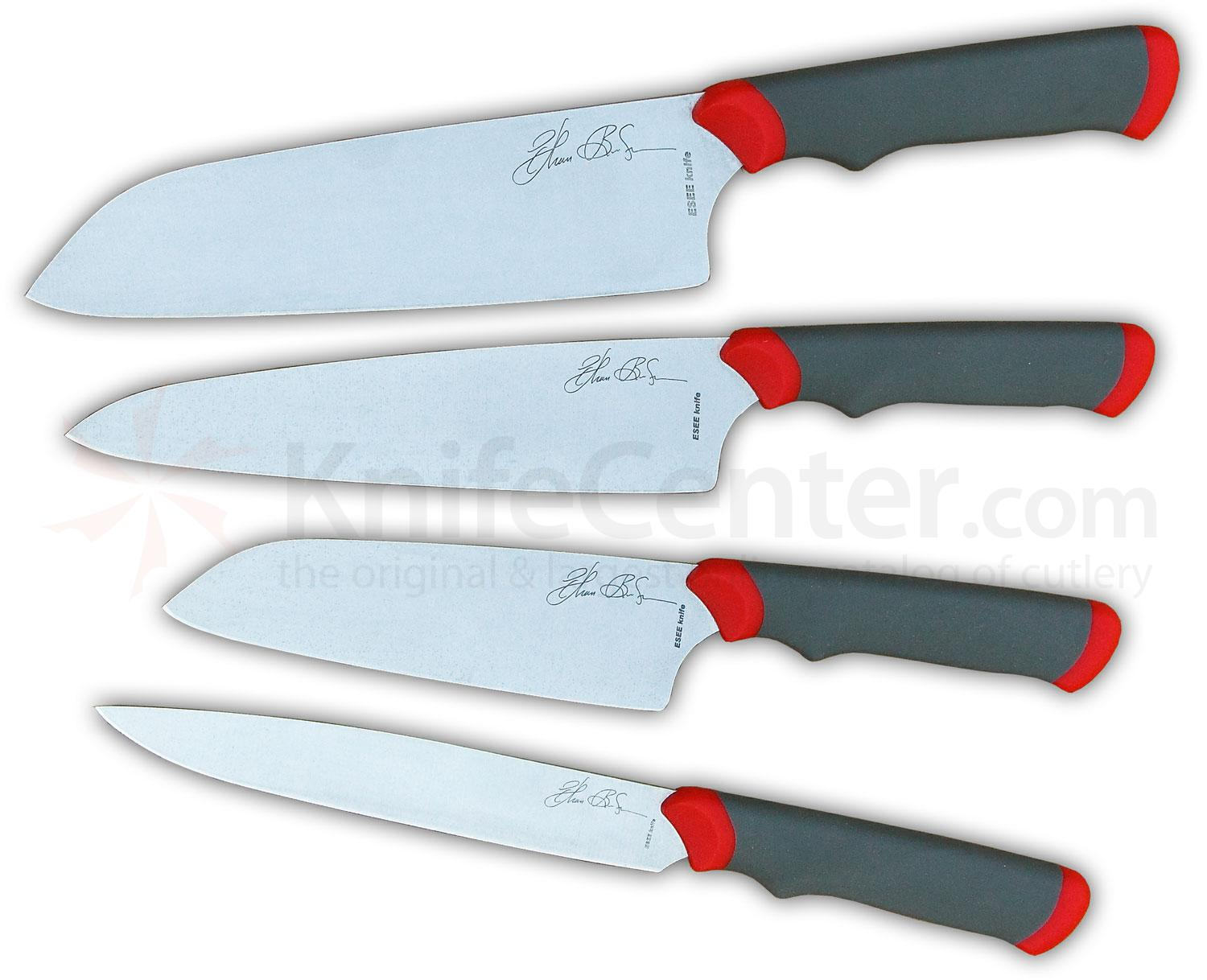 ESEE / Ethan Becker Signature Cooking Knives, Series 1 Set