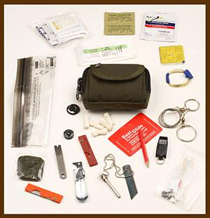 ESEE Survival / E&E Pocket Kit (Advanced)