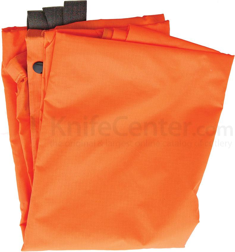 ESEE Knives Survival Signal Tarp, Orange Nylon, 5 ft. x 5 ft.
