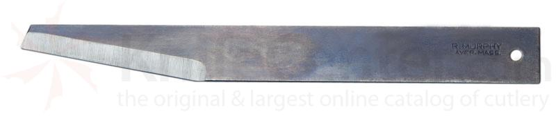R. Murphy Mill Handle Blade 6-1/2 inch X 3/4 inch Bevel Point