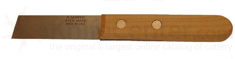 R. Murphy Mill Knife 3 1/4 inch Blade, Natural Wood Handle