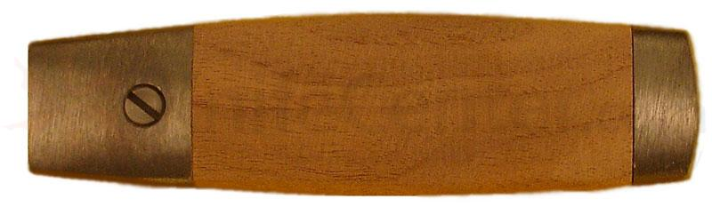 R. Murphy Mill Blade 4-5/8 inch Handle for 3/4 inch Wide Blades, Natural Hardwood