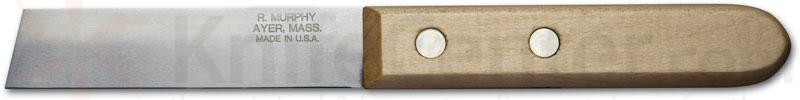 R. Murphy Mill Knife 4 inch Blade, Natural Wood Handle