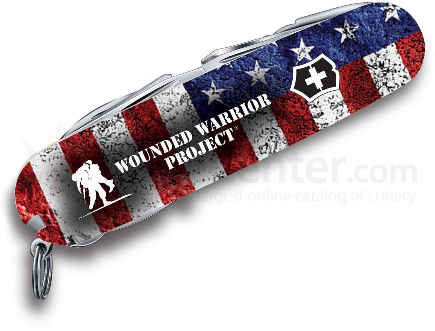 Victorinox Swiss Army Wounded Warrior Project Fieldmaster