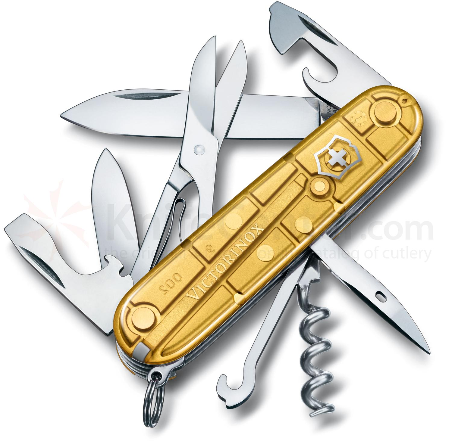 Victorinox Swiss Army Climber Gold Limited Edition 2016