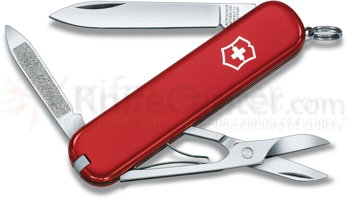 Victorinox Swiss Army Ambassador Multi-Tool, 3 inch Red Handles