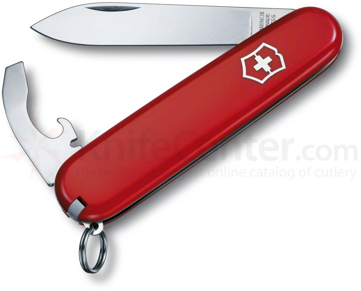 Victorinox Swiss Army Bantam Multi-Tool, Red, 3.31 inch Closed