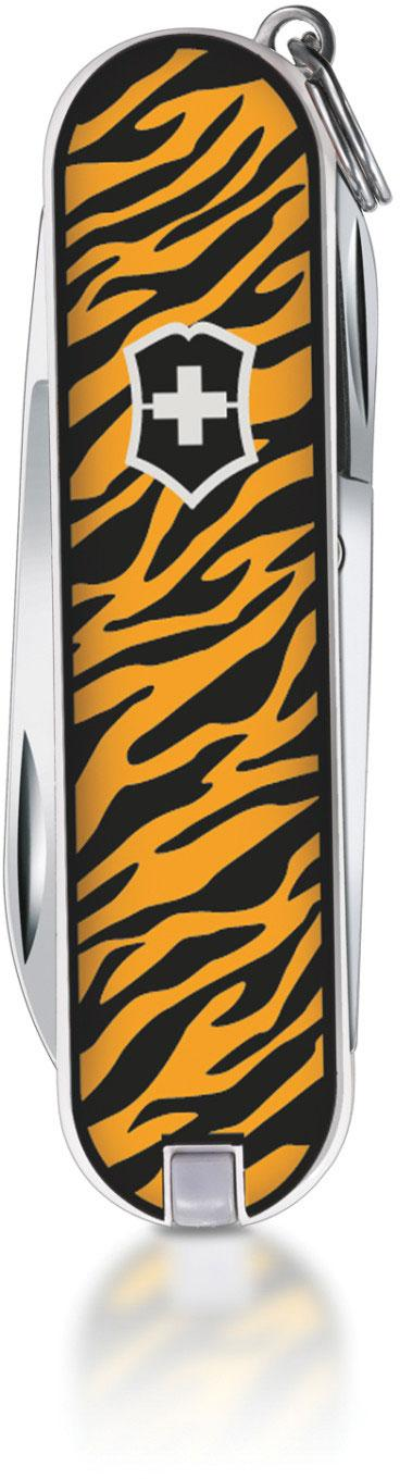 Victorinox Swiss Army Classic Sd Tiger Fashion Print Multi