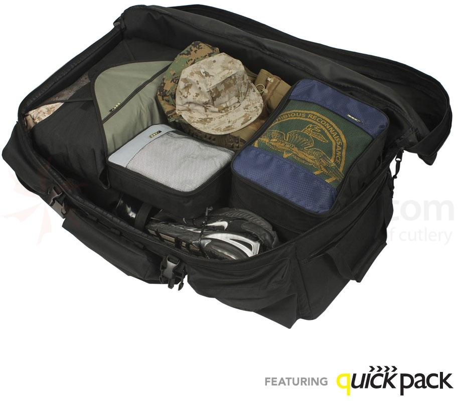 Sandpiper Of California Rolling Load Out Xl Bag Black