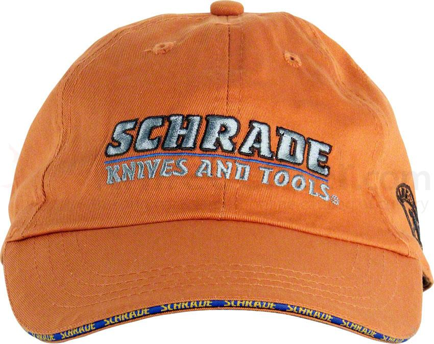 Schrade Hat, Burnt Orange