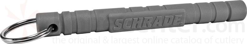 Schrade Self-Defense Keychain Rod, Gray, 6 inch Overall