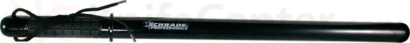 Schrade Professionals 24 inch Police Baton with Rubber Grip