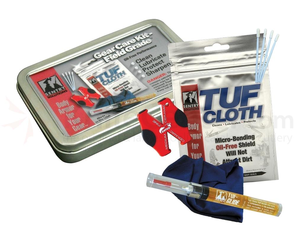 Sentry Solutions Gear Care Kit Field Grade Tin (91202)