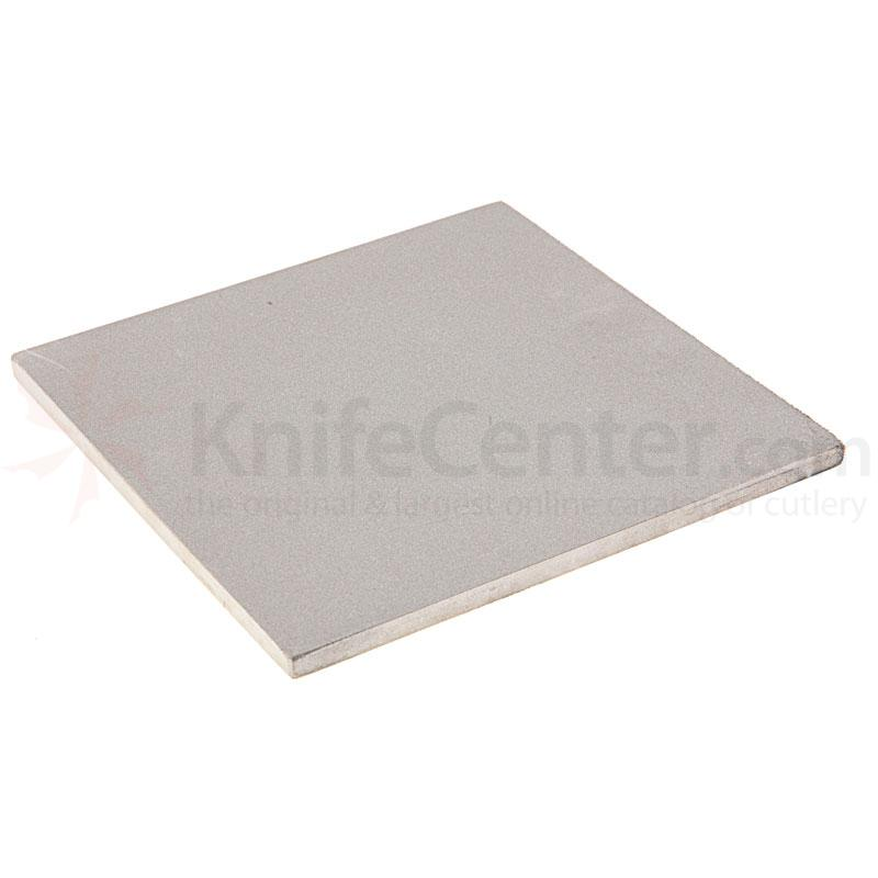 EZE-LAP Extra Coarse Flat Plate - 8 inch x 8 inch x 3/8 inch Diamond Stones