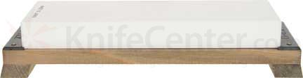 Japanese Deluxe Water Stone 8 x 2-5/8 Inch 6000 Grit Extra Fine also Razor Stone