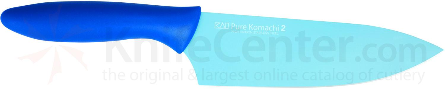 KAI Pure Komachi 2 Series (Light Blue) 6 inch Chef's Knife (AB5072)