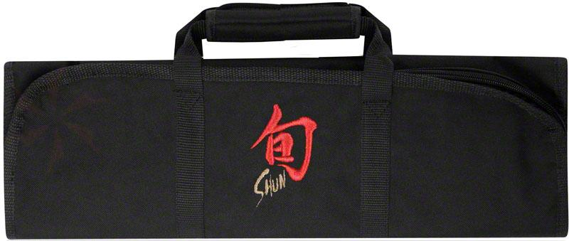 Shun DM0880 8 Slot Knife Roll