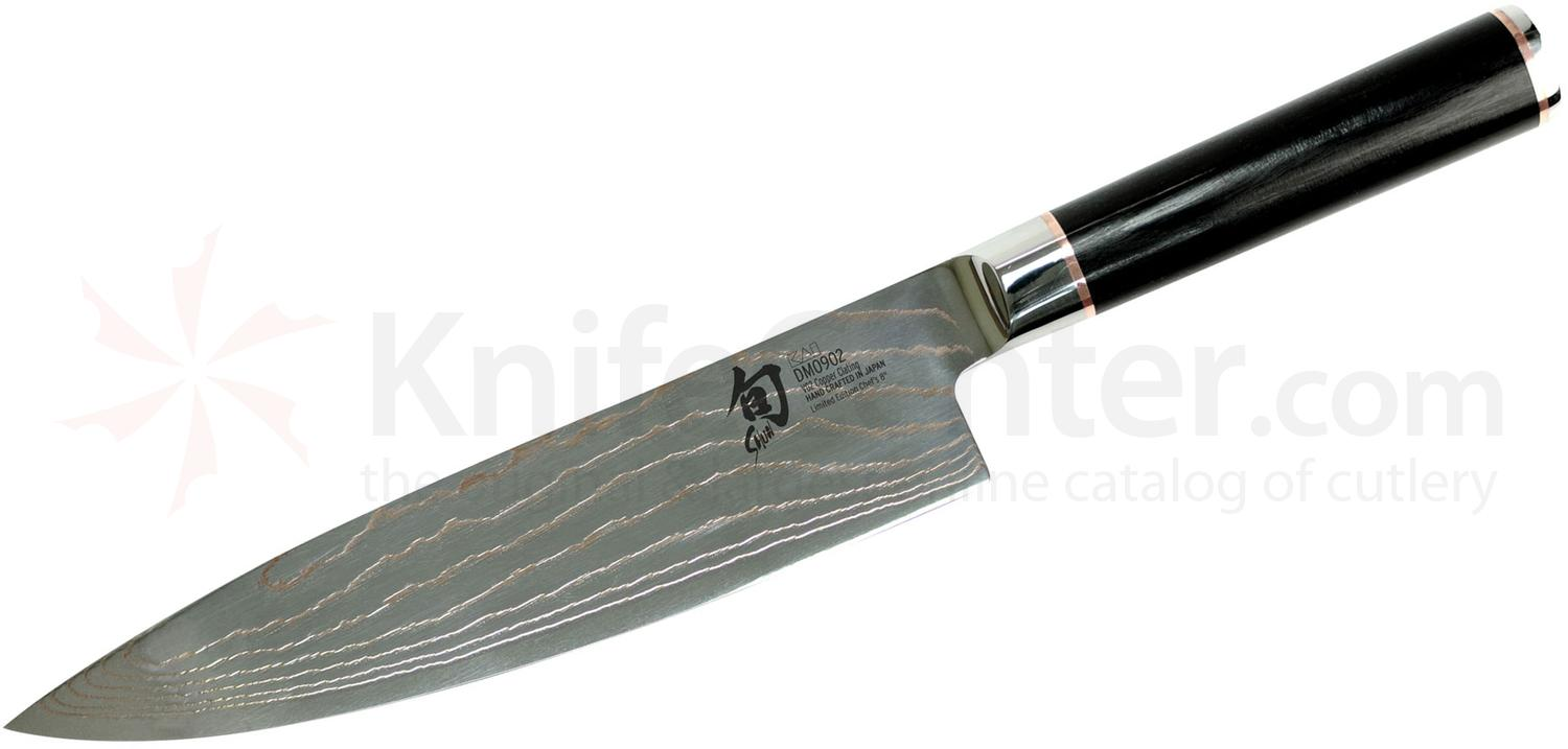 shun dm0902 limited edition classic 10th anniversary 8 chef 39 s knife knifecenter. Black Bedroom Furniture Sets. Home Design Ideas