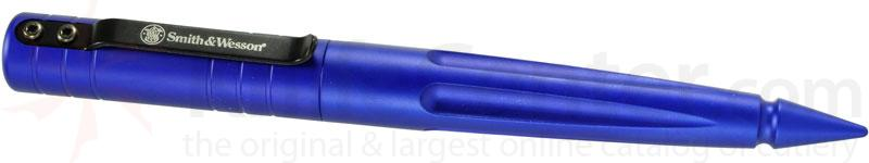 Smith & Wesson (Blue) Aluminum Tactical Pen