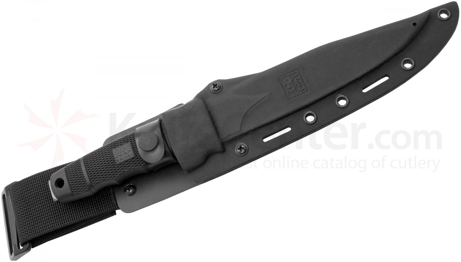 SOG KYD37 Kydex Sheath for Full Size SEAL Knife