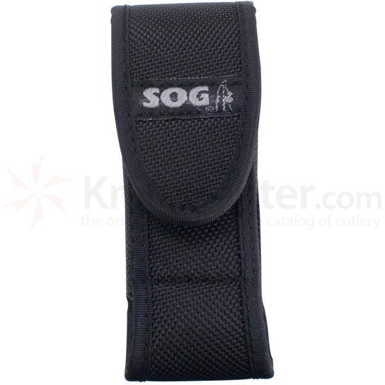 SOG Nylon Sheath, Black, Large (P90)
