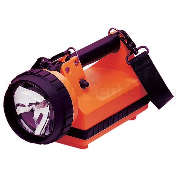 Streamlight LiteBox Power Failure System, Orange, 8W Spotlight