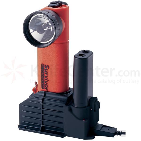 Streamlight PiggyBack Holder, Fast Charge, and Battery, No Cord