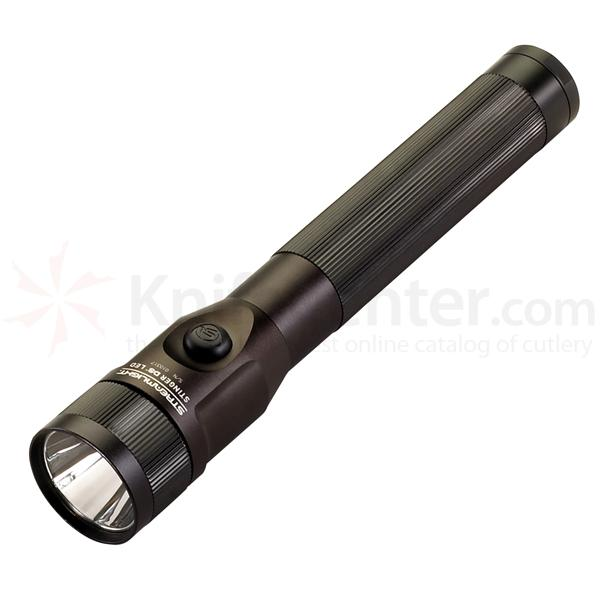 Streamlight Stinger DS LED, Black Body, Flashlight Only