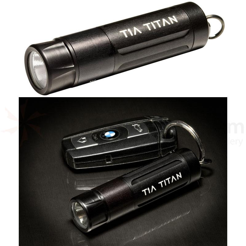 SureFire T1A Titan® Ultra Compact LED Flashlight 70 Max Lumens