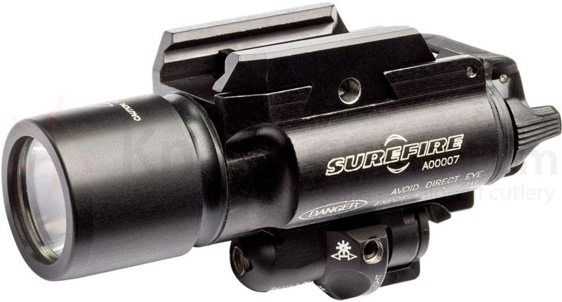 SureFire X400 Tactical LED WeaponLight, 110 Max Lumens