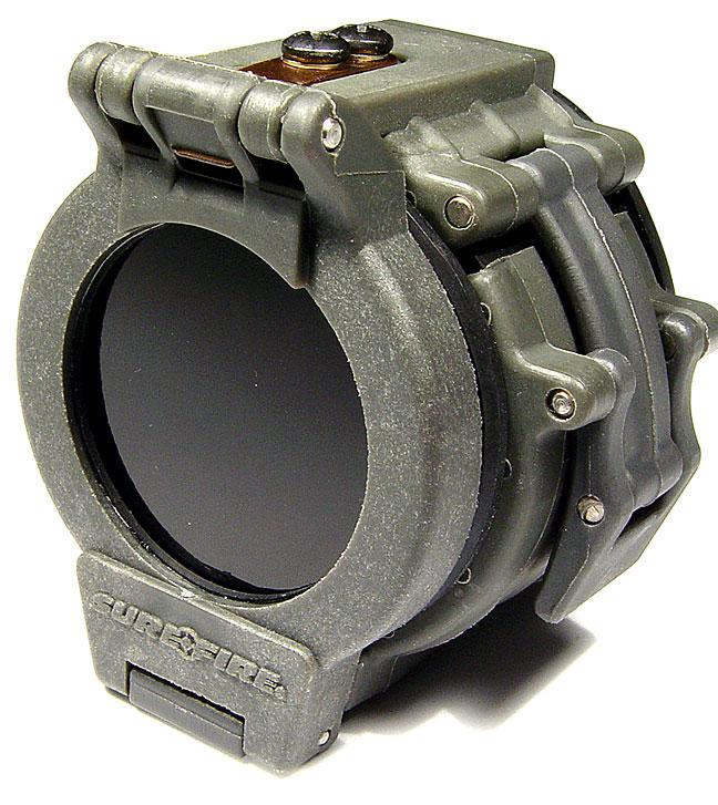 SureFire FM13 Infrared Filter for 1.62 inch Bezel Lights - Inc M3, 9AN
