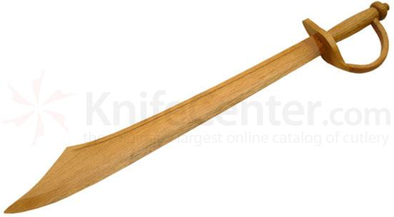 Wooden Pirate Machete Sword 30 inch Overall