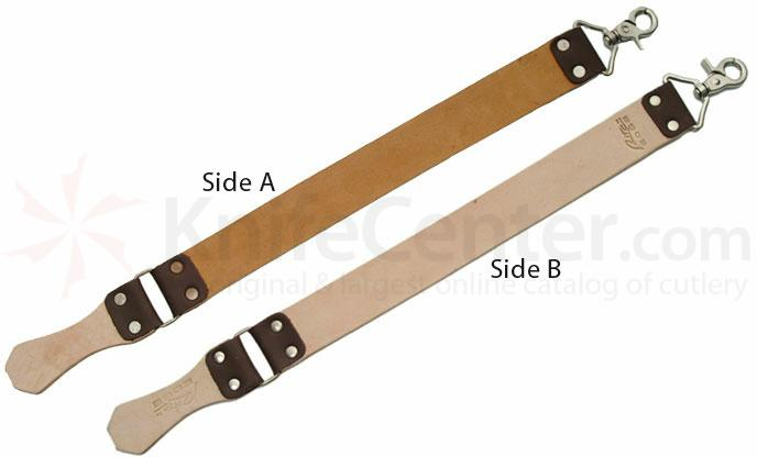 19.75 inch Leather Strop  Economy Made Good Quality
