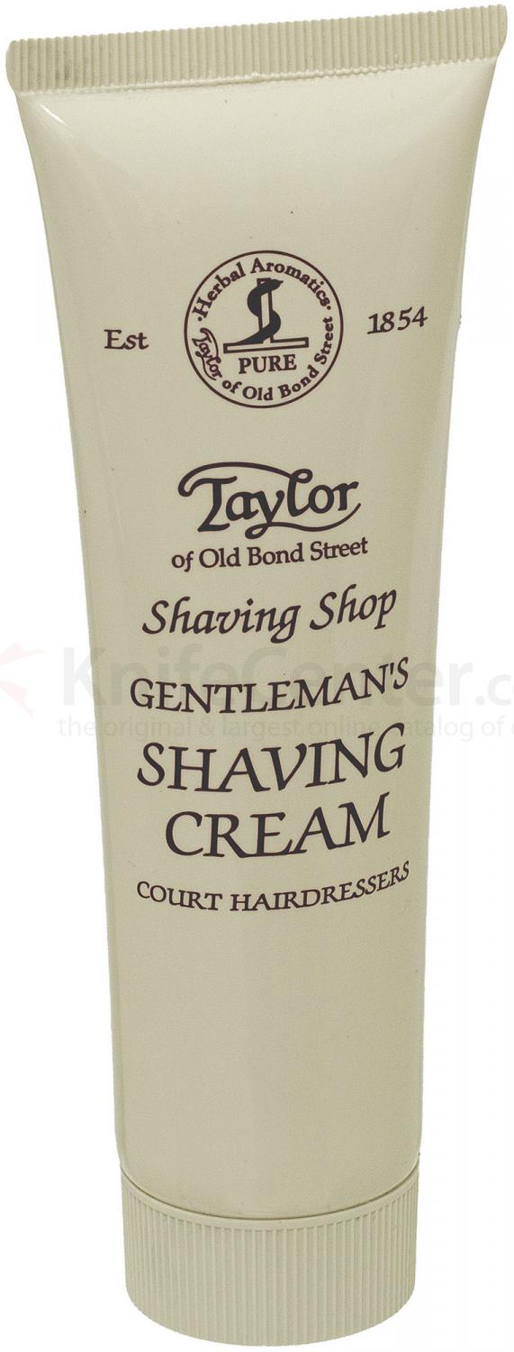 Taylor of Old Bond Street Shaving Shop Gentleman's Shaving Cream 2.5 oz (75ml)