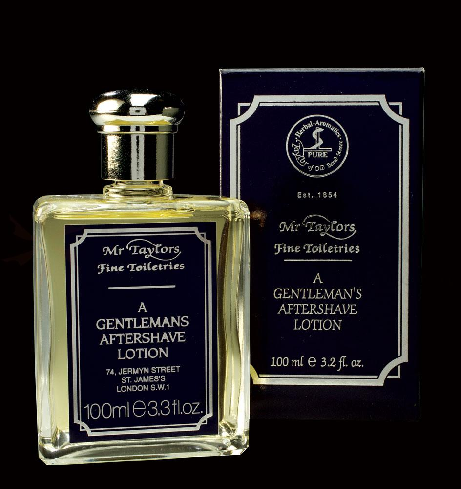 Taylor of Old Bond Street Mr Taylors A Gentleman's Aftershave Lotion 3.38 oz (100ml)