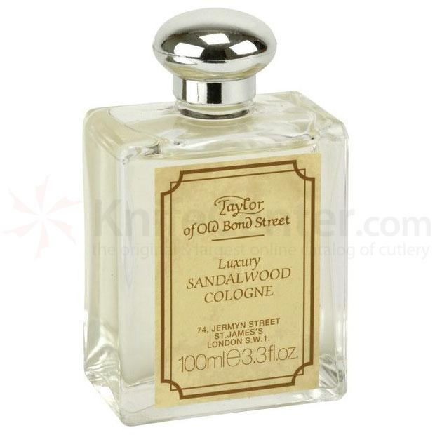 Taylor of Old Bond Street Luxury Sandalwood Cologne 3.38 oz (100ml)