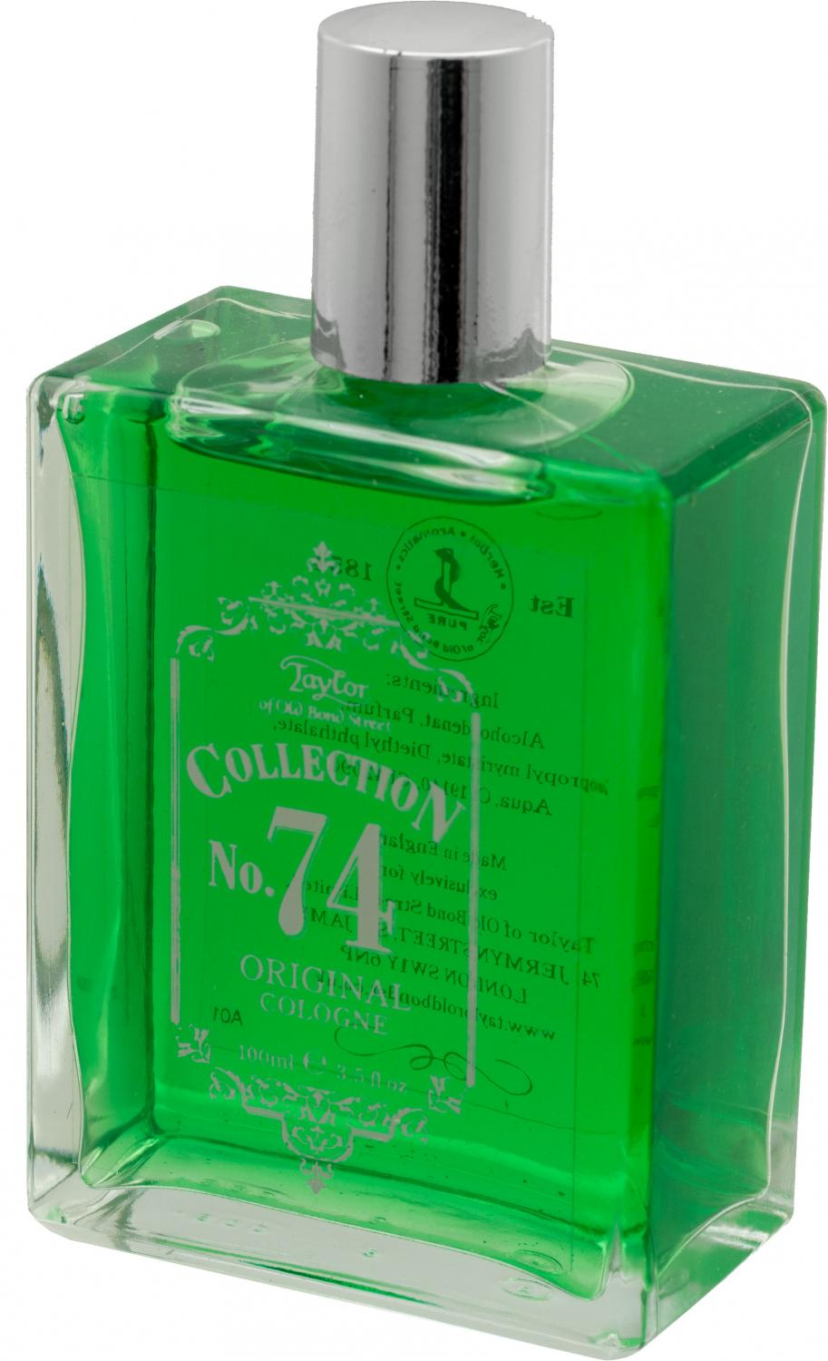 Taylor of Old Bond Street Collection No. 74 Traditional Cologne 3.5 oz (100ml)