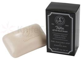 Taylor of Old Bond Street Jermyn Street Collection Pure Vegetable Bath Soap for Sensitive Skin 7 oz (200g)