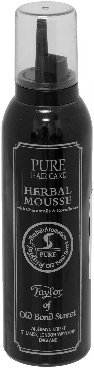 Taylor of Old Bond Street Herbal Mousse 5.92 oz (175ml)