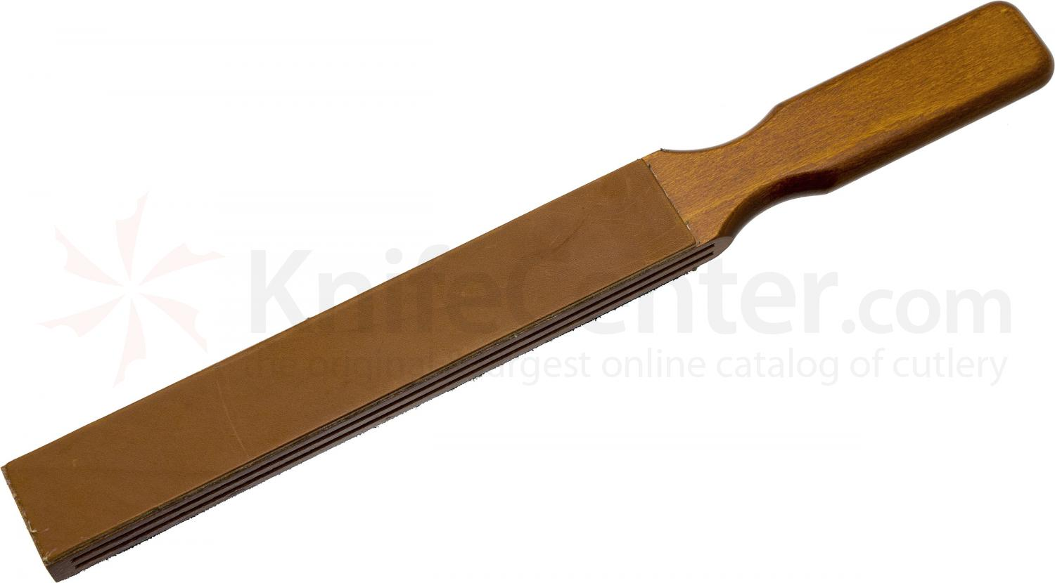 Thiers Issard VOYSTROP-M Travel Luxury Paddle Strop with Baragnia Leather Travel Case
