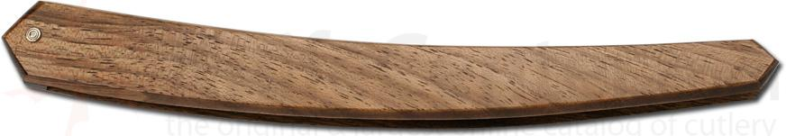 Thiers-Issard Straight Razor Handle in Walnut