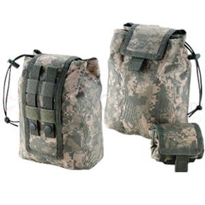 T.O.P. Gear Rolling Multi-Purpose Storage Pouch in ACU Digital Camo