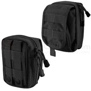 T.O.P. Gear Electronics/Utility Pouch, Small, Black