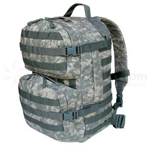T.O.P. Gear Luggage Modular 3.0 Day Pack in ACU Digital Camo Nylon
