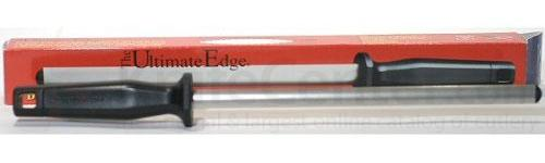 The Ultimate Edge Model 10N Standard 10 inch Oval Diamond Sharpening Steel