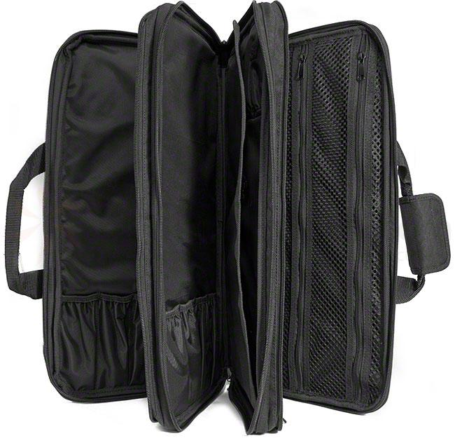 The Ultimate Edge 2001 Ehb Deluxe 18 Piece Knife Case