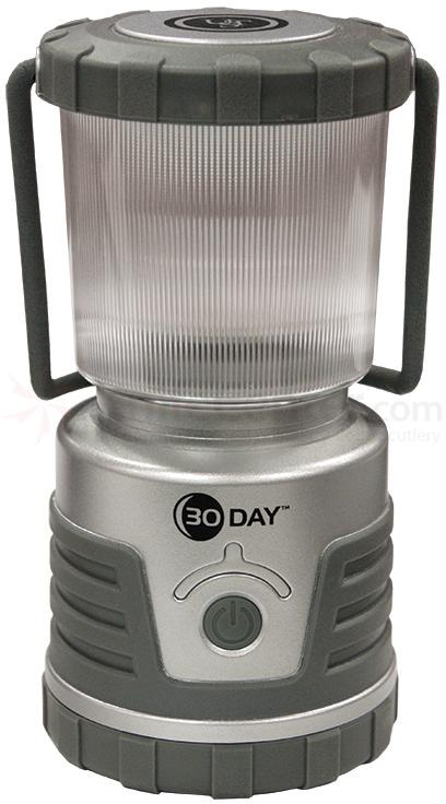UST Ultimate Survival 30 Day LED Lantern, 300 Max Lumens, Silver (20-PL20C3D)